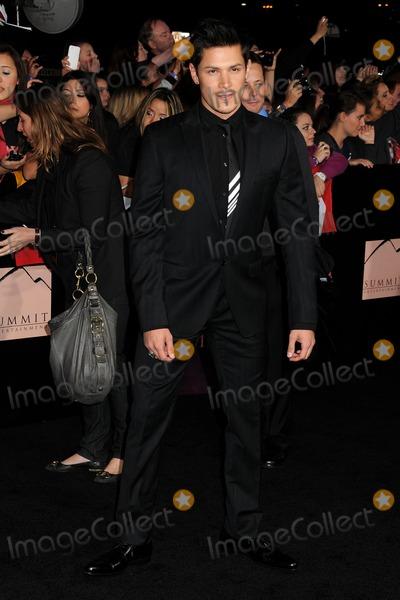 Alex Meraz Photo - 14 November 2011 - Los Angeles California - Alex Meraz The Twilight Saga Breaking Dawn Part 1 Los Angeles Premiere held at Nokia Theatre LA Live Photo Credit Byron PurvisAdMedia