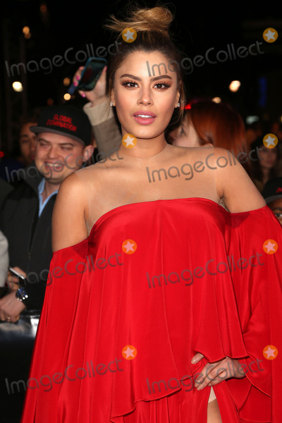 Ariadna Gutierrez Photo - 19 January 2017 - Hollywood California - Ariadna Gutierrez xXx Return Of Xander Cage Los Angeles Premiere held at the TCL Chinese Theatre Photo Credit F SadouAdMedia