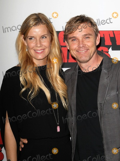 Andrea Schroder Photo - 2 October 2013 - Los Angeles California - Andrea Schroder Ricky Schroder Premiere Of Open Road Films Machete Kills  Held at Regal Cinemas LA Live Photo Credit Kevan BrooksAdMedia