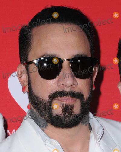 AJ McLean Photo - 19 May 2016 - Los Angeles California - AJ McLean Arrivals for the 12th Annual MusiCares MAP Fund Benefit Concert Honoring Smokey Robinson held at The Novo by Micosoft Photo Credit Birdie ThompsonAdMedia