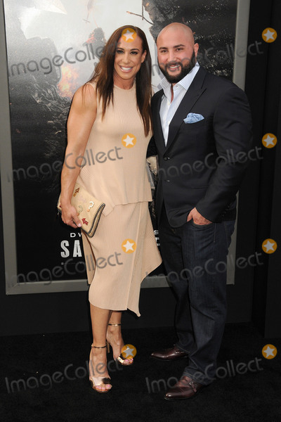 Dany Garcia Photo - 26 May 2015 - Hollywood California - Dany Garcia San Andreas Los Angeles Premiere held at the TCL Chinese Theatre Photo Credit Byron PurvisAdMedia