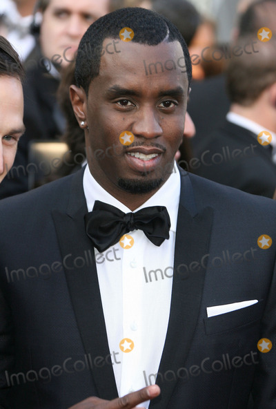 Diddy Combs Photo - 26 February 2012 - Hollywood California - Sean P Diddy Combs 84th Annual Academy Awards held at the Hollywood  Highland Center Photo Credit AdMedia