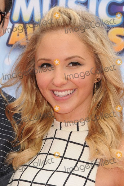Audrey Whitby Photo - 25 April 2015 - Los Angeles California - Audrey Whitby 2015 Radio Disney Music Awards held at Nokia Theatre LA Live Photo Credit Byron PurvisAdMedia