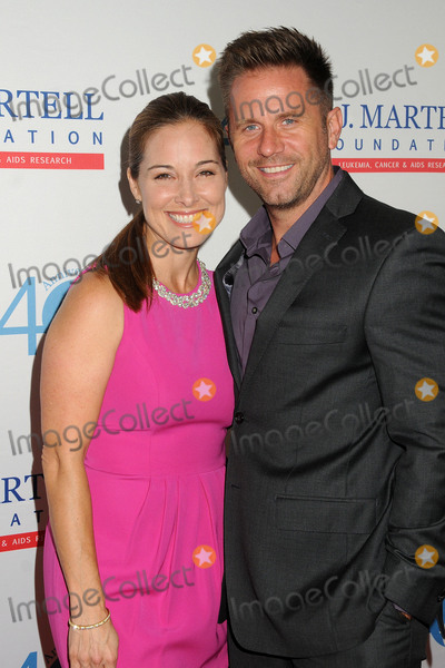 AARON BENWARD Photo - 01 September 2015 - Beverly Hills California - Kenda Benward Aaron Benward TJ Martell Foundation Spirit of Excellence Awards 2015 held at The Beverly Wilshire Hotel Photo Credit Byron PurvisAdMedia