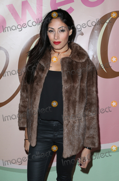 Tehmina Sunny Photo - 02 December 2016 - West Hollywood California - Tehmina Sunny Too Faced Sweet Peach Launch Party Photo Credit F SadouAdMedia