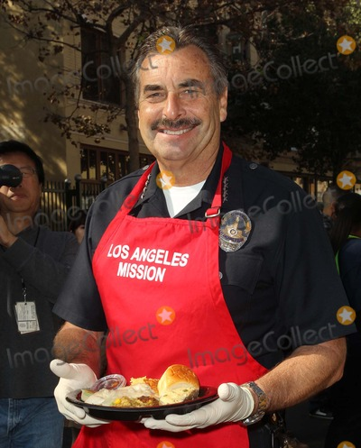Anne Douglas Photo - 21 November 2012 - Los Angeles California - Los Angeles Police Chief Charlie Beck Kirk And Anne Douglas Host 8th Annual Thanksgiving For Skid Row Homeless At Los Angele Mission Held At The Los Angeles Mission Photo Credit Kevan BrooksAdMedia