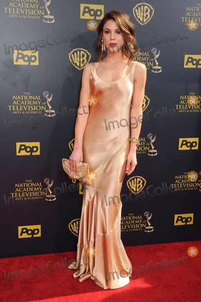 Kate Mansi Photo - 26 April 2015 - Burbank California - Kate Mansi The 42nd Annual Daytime Emmy Awards - Arrivals held at Warner Bros Studios Photo Credit Byron PurvisAdMedia