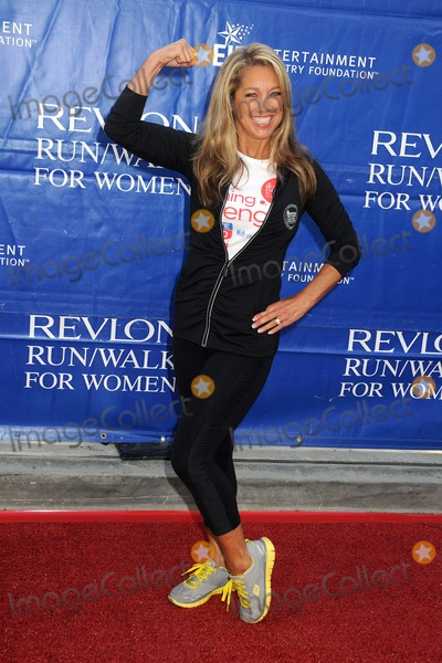 Denise Austin Photo - 11 May 2013 - Los Angeles California - Denise Austin 20th Annual EIF Revlon RunWalk For Women held at the LA Memorial Coliseum Photo Credit Byron PurvisAdMedia