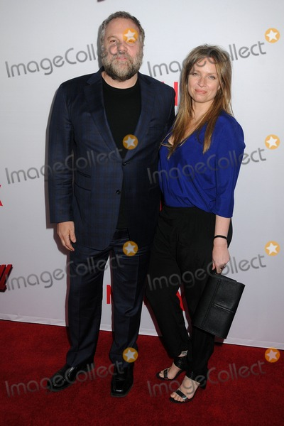 Vincent DOnofrio Photo - 2 April 2015 - Los Angeles California - Vincent DOnofrio Carin van der Donk Marvels Daredevil Los Angeles Season Premiere held at Regal Cinemas LA Live Photo Credit Byron PurvisAdMedia
