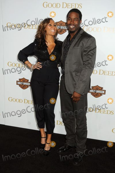 Kiki Haynes Photo - 14 February 2012 - Los Angeles California - Kiki Haynes Michael Jai White Good Deeds Los Angeles Premiere held at Regal Cinemas LA Live Photo Credit Byron PurvisAdMedia