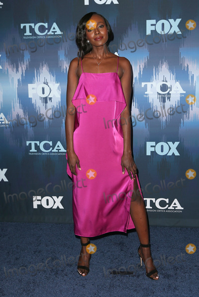 Anna Diop Photo - 11 January 2017 - Pasadena California - Anna Diop 2017 FOX All-Star Winter TCA Party held at the Langham Huntington Hotel Photo Credit F SadouAdMedia