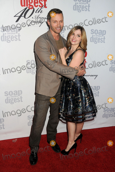 Jen Lilley Photo - 24 February 2016 - Hollywood California - Eric Martsolf Jen Lilley Soap Opera Digests 40th Anniversary Event held at The Argyle Hollywood Photo Credit Byron PurvisAdMedia