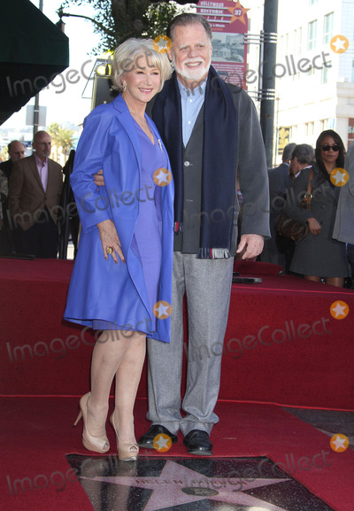 Taylor Hackford Photo - 03 January 2013 - Hollywood California - Helen Mirren Taylor Hackford Helen Mirren Honored With Star on The Hollywood Walk Of Fame held on Hollywood Boulevard in front of The Pig N Whistle Pub Photo Credit Russ ElliotAdMedia