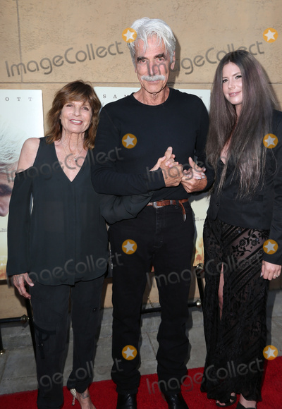Katharine Ross Photo - 05 June 2017 - Hollywood California - Katharine Ross Sam Elliott Cleo Elliott Ross The Hero Los Angeles Premiere held at the Egyptian Theatre Photo Credit F SadouAdMedia