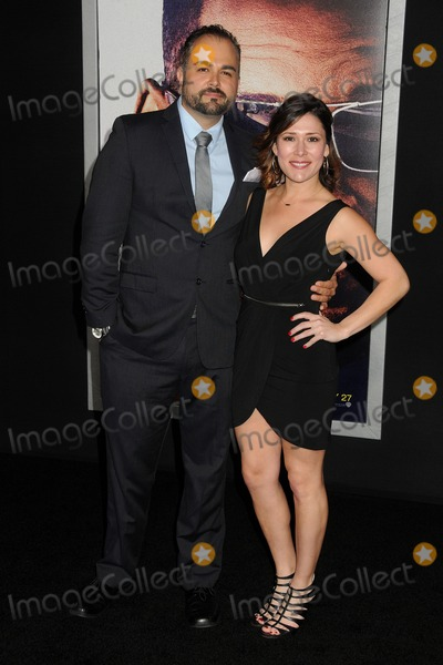 Armando Leduc Photo - 24 February 2015 - Hollywood California - Armando Leduc Shauna Rappold Focus Los Angeles Premiere held at the TCL Chinese Theatre Photo Credit Byron PurvisAdMedia