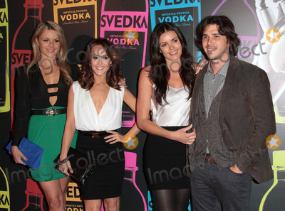 Ashley Hebert Photo - 29 March 2012 - Los Angeles California - Ashley Hebert Courtney Robertson Ben Flajnik Ali Fedotoswky The Second Annual Night of a Billion Reality Stars Bash held at the Supperclub Photo Credit James OrkenStarlitepicsAdMedia