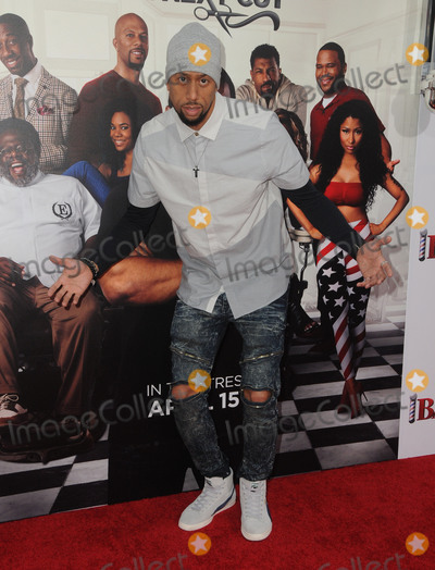 Affion Crockett Photo - 06 April 2016 - Hollywood California - Affion Crockett Arrivals for the Los Angeles Premiere of Barbershop The Next Cut held at TCL Chinese Theater Photo Credit Birdie ThompsonAdMedia