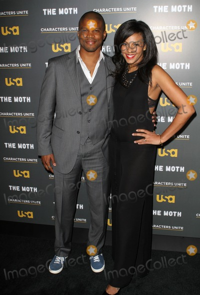 Marsha Thomason Photo - 15 January 2012 - West Hollywood California - Sharif Atkins Marsha Thomason USA Network and The Moths Characters Unite Storytelling Event Held At Pacific Design Center Photo Credit Kevan BrooksAdMedia