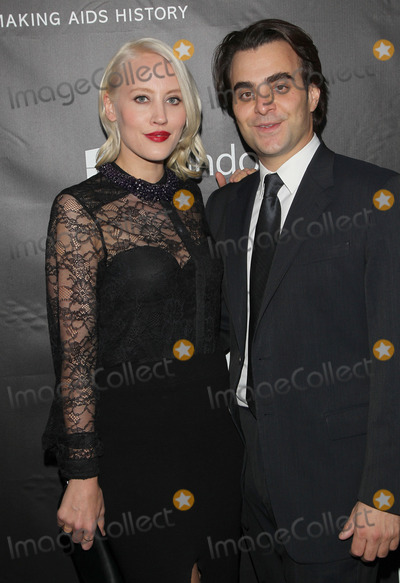 Annette Nyseth Photo - 29 October 2014 - Hollywood California - Annette Nyseth Nicholas Jarecki amfAR LA Inspiration Gala Honoring Tom Ford Hosted by Gwyneth Paltrow at Milk Studios Photo Credit F SadouAdMedia