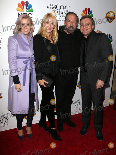 Andrea Bernard-Schroder Photo - 02 December 2015 - Hollywood California - Andrea Bernard Schroder Eloise Dejoria John Paul DeJoria Rick Dolly Partons Coat of Many Colors Screening held at the  Egyptian Theatre Photo Credit SammiAdMedia