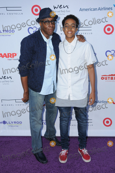 Arsenio Hall Photo - 16 July 2016 - Pacific Palisades California Arsenio Hall Arsenio Hall Jr Arrivals for HollyRod Foundations 18th Annual DesignCare Gala held at Private Residence in Pacific Palisades Photo Credit Birdie ThompsonAdMedia