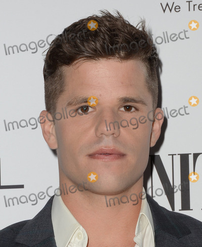 Charlie Carver Photo - 26 February 2016 - West Hollywood California - Charlie Carver Arrivals for the Vanity Fair LOreal Paris  Hailee Steinfeld Host DJ Night held at Palihouse Holloway Photo Credit Birdie ThompsonAdMedia