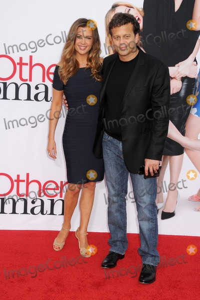 Aaron Zigman Photo - 21 April 2014 - Westwood California - Ashley Cusato Aaron Zigman The Other Woman Los Angeles Premiere held at the Regency Village Theatre Photo Credit Byron PurvisAdMedia