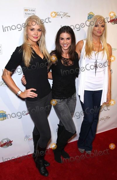 Alison Waite Photo - 11 December 2010 - Las Vegas Nevada - Stacy Fuson Alison Waite Lauren Anderson  All In For CP Celebrity Charity Poker Tournament to Benefit the One Step Closer Foundation at the Venetian Resort Hotel and Casino Photo MJTAdMedia