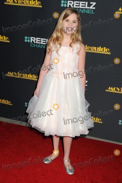 Kyla Kenedy Photo - 7 February 2014 - Universal City California - Kyla Kenedy 22nd Annual Movieguide Awards held at the Universal Hilton Hotel Photo Credit Byron PurvisAdMedia