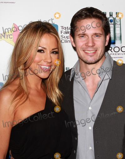 Jessica Hall Photo - 20 Febuary 2011 - Hollywood California - Jessica Hall and Kyle CarlsonCiroc Vodka Presents Exclusive NBA All-Star Weekend Party Hosted By Kris Humphriese Held At The Rolling Stone Restaurant  Lounge Photo Kevan BrooksAdMedia