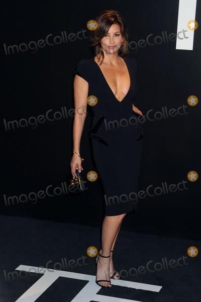 Gina Gershon Photo - 20 February 2015 - Hollywood California - Gina Gershon Tom Ford 2015 AutumnWinter Womenswear Collection Show held at Milk Studios Photo Credit Byron PurvisAdMedia