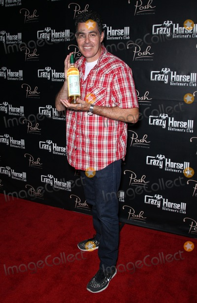 Adam Carolla Photo - 29 August 2014 - Las Vegas Nevada - Adam Carolla  Adam Carolla hosts Mangria Launch Party at Crazy Horse III Gentlemans Club  Photo Credit MJTAdMedia