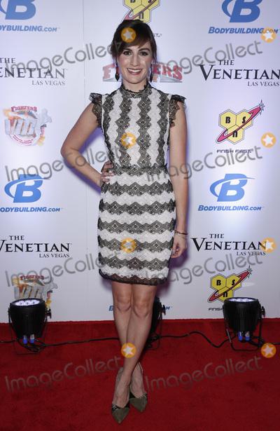 Alison Haislip Photo - 05 February 2016 - Las Vegas Nevada -  Alison Haislip 2016 Fighters Only World MMA Awards Red Carpet at The Palazzo Las Vegas  Photo Credit MJTAdMedia