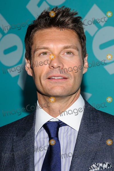 Ryan Seacrest Photo - 13 May 2013 - New York New York- Ryan Seacrest FOX 2013 Upfront at Wollman Rink in Central Park Photo Credit Mario SantoroAdMedia