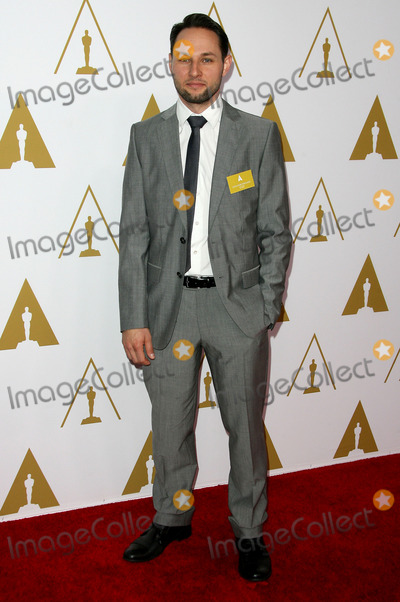 Alexandre Espigares Photo - 10 February 2014 - Los Angeles California - Alexandre Espigares 86th Oscars Nominee Luncheon held at the Beverly Hilton Hotel Photo Credit AdMedia