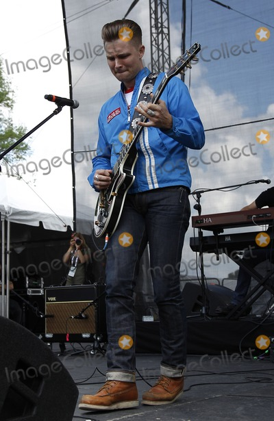 Frankie Ballard Photo - 18 April 2015 - Arlington TX -   Frankie Ballard  The ACM Party For A Cause at Global Life Park Day 2 performancesPhoto Credit mjtAdMedia
