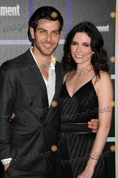 Bitsie Tulloch Photo - 26 July 2014 - San Diego California - David Giuntoli Bitsie Tulloch Entertainment Weeklys Annual Comic-Con Celebration 2014 held at Float Lounge at the Hard Rock Hotel Photo Credit Byron PurvisAdMedia