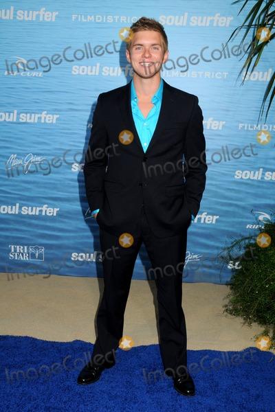 Chris Brochu Photo - 30 March 2011 - Hollywood California - Chris Brochu Soul Surfer Los Angeles Premiere held at ArcLight Cinemas Photo Byron PurvisAdMedia