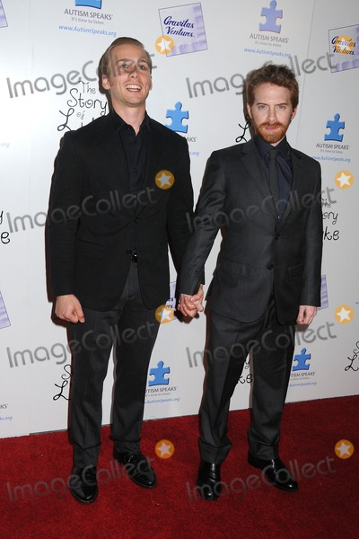 Seth Green Photo - 2 April 2013 - Beverly Hills California - Lou Taylor Pucci Seth Green The Story of Luke Los Angeles Premiere held at the Laemmle Music Hall Photo Credit Byron PurvisAdMedia