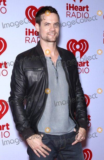 Shane West Photo - 22 September 2012 - Las Vegas Nevada - Shane West 2012 iHeart Music Festival Day 2 red carpet at the Grand Garden Arena inside MGM Grand Hotel and Casino  Photo Credit MJTAdMedia