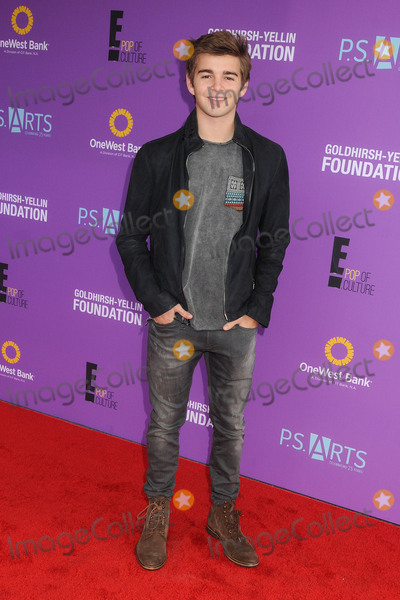 Jack Griffo Photo - 15 November 2015 - Santa Monica California - Jack Griffo PS ARTS Presents Express Yourself 2015 held at Barker Hangar Photo Credit Byron PurvisAdMedia