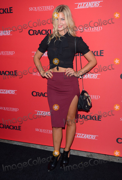 Jennifer Akerman Photo - 14 August 2014 - West Hollywood California - Jennifer Akerman Crackle Presents Summer Premiere Event for Crackle Originals Sequestered and Cleaners held at 1 OAK LA in West Hollywood Ca Photo Credit Birdie ThompsonAdMedia
