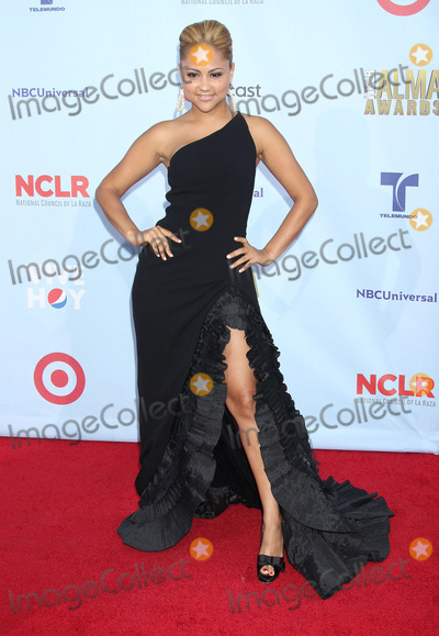 Kat DeLuna Photo - 16 September 2012 - Pasadena California - Kat DeLuna 2012 NCLR ALMA Awards - Arrivals held at The Pasadena Civic Auditorium Photo Credit Russ ElliotAdMedia