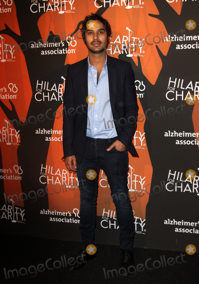 Kunal Nayyar Photo - 15 October 2016 - Beverly Hills California - Kunal Nayyar Fifth Annual Hilarity For Charity Variety Show held at The Hollywood Palladium in Hollywood Photo Credit AdMedia