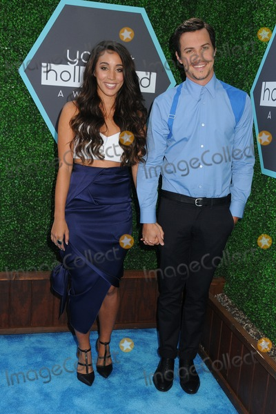 Alex Kinsey Photo - 27 July 2014 - Los Angeles California - Sierra Deaton Alex Kinsey 16th Annual Young Hollywood Awards held at the Wiltern Theatre Photo Credit Byron PurvisAdMedia