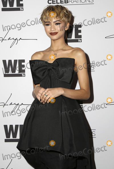 David Tutera Photo - 29 January 2016 - Hollywood California - Zendaya Coleman Zendaya Daya By Zendaya Shoe Line Launch Party to be featured on an upcoming episode of WE tvs David Tuteras CELEBrations held at Raleigh Studios Photo Credit Parisa MichelleAdMedia