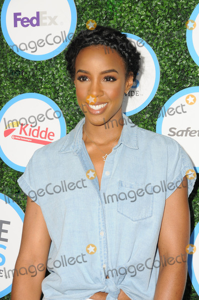 Kelly Rowland Photo - 24 April 2016 - Culver City California - Kelly Rowland Arrivals for Safe Kids Day held at Smashbox Studios Photo Credit Birdie ThompsonAdMedia