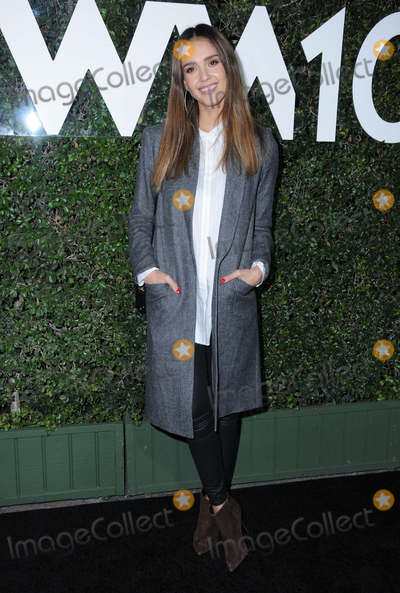 Jessica Alba Photo - 02 November 2016 - Los Angeles California Jessica Alba Who What Wear 10th Anniversary WWW10 Experience held at Melrose Place Photo Credit Birdie ThompsonAdMedia