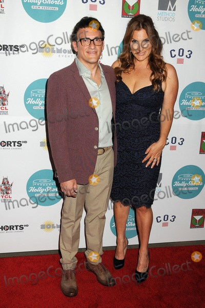 Anthony Russo Photo - 14 August 2014 - Hollywood California - Anthony Russo Ann Russo 10th Annual HollyShorts Film Festival Opening Night Celebration held at the TCL Chinese Theater Photo Credit Byron PurvisAdMedia