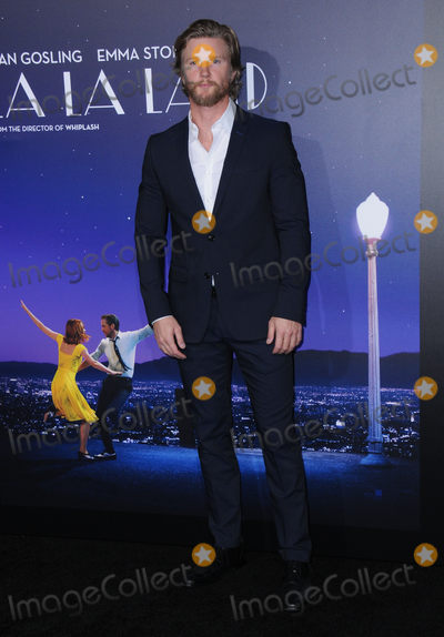 Thad Luckinbill Photo - 06 December 2016 - Westwood California Thad Luckinbill   Premiere of Liongates La La Land  held at Mann Village Theater Photo Credit Birdie ThompsonAdMedia